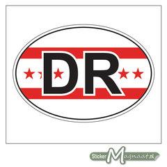 Provincie Stickers Auto