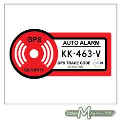 Auto Beveiligingsstickers
