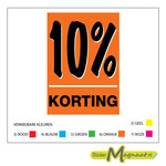 kortings-sticker