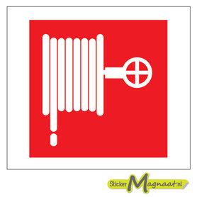 Brandhaspel Stickers