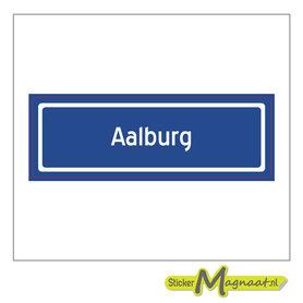 Sticker Aalburg