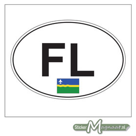 Auto Sticker Flevoland