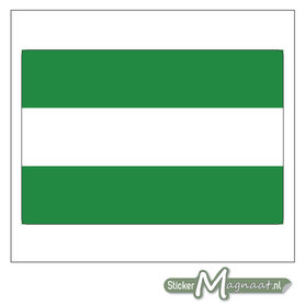 Vlag Rotterdam Stickers