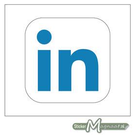 LinkedIn Logo Stickers