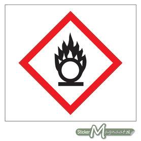 Oxiderend Stickers