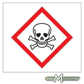 Giftig Stickers