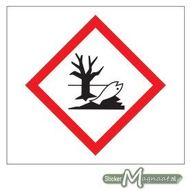 Milieugevaarlijk Stickers
