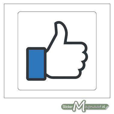 Facebook Stickers - Like Duim