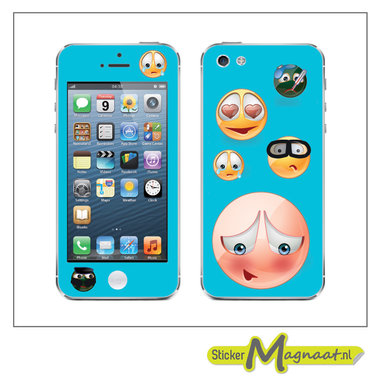 iPhone Stickers - Emoticons