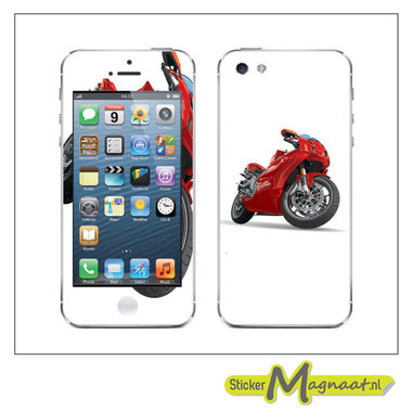 iPhone Stickers - Motor