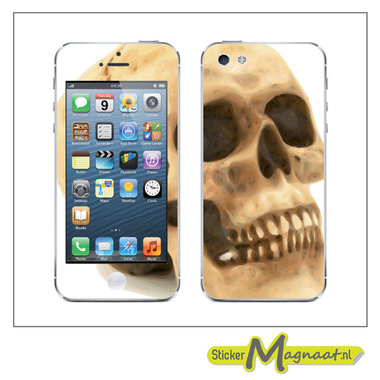 iPhone Stickers - Schedel