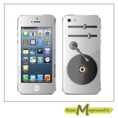 iPhone Stickers - Mengpaneel