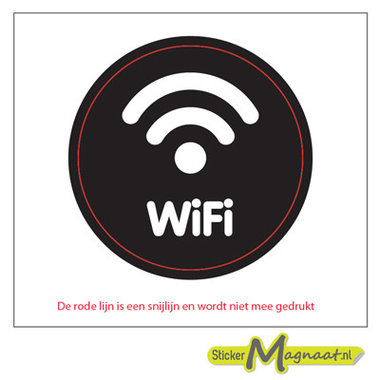 WiFi Stickers