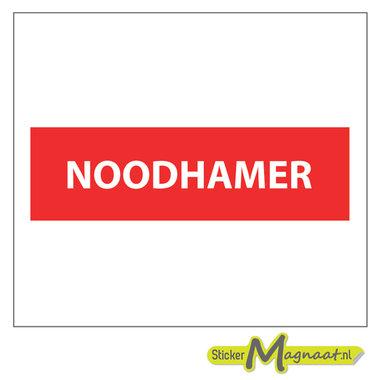 Noodhamer Stickers