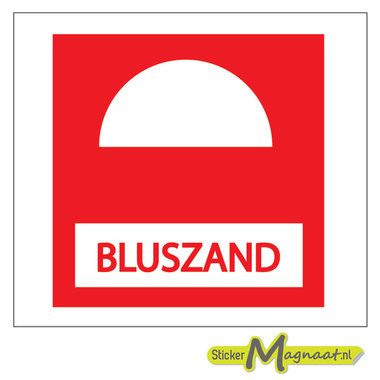 Bluszand Stickers