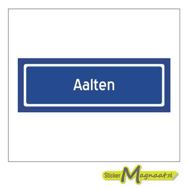 Sticker Aalten