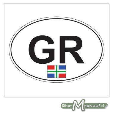 Auto Sticker Groningen