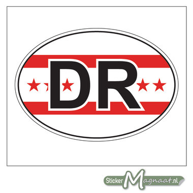 Auto Stickers Drenthe