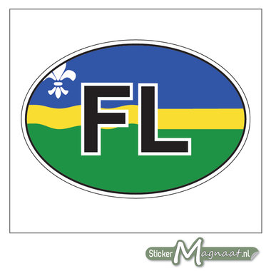 Auto Stickers Flevoland