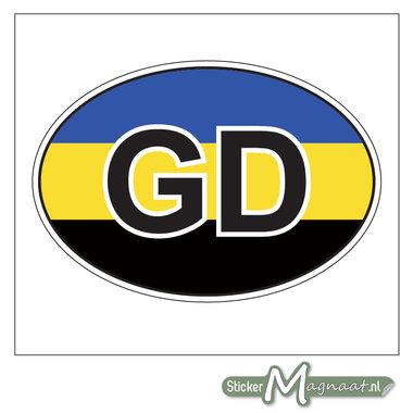 Auto Stickers Gelderland