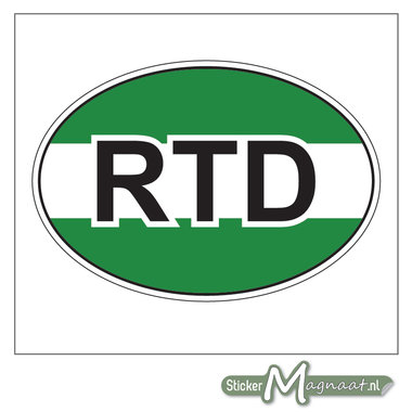 Stad Sticker Rotterdam