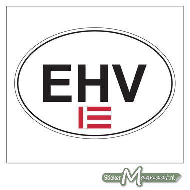 Auto Sticker Eindhoven