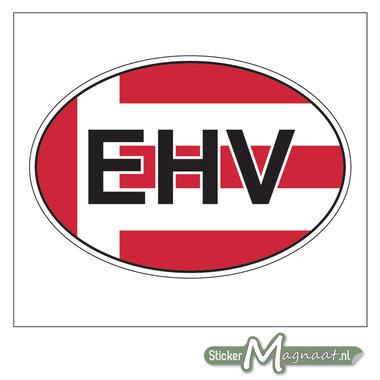Stad Sticker Eindhoven