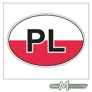 Auto Sticker Polen