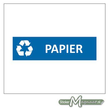 Kliko sticker Papier