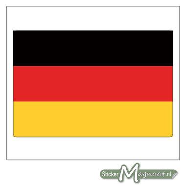 Vlag Duitsland Sticker
