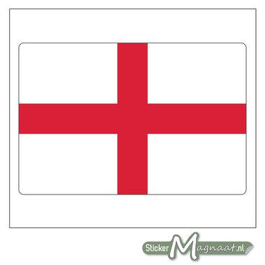 Vlag Engeland Sticker