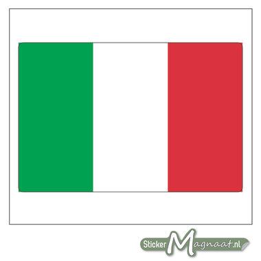 Vlag Italië Sticker