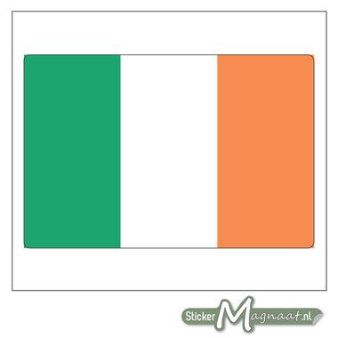 Vlag Ierland Sticker