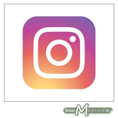 Instagram Logo Sticker