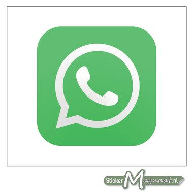 WhatsApp Logo Sticker