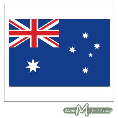 Vlag Australië Sticker