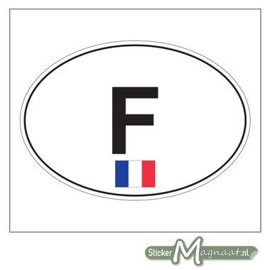 Auto Stickers Frankrijk