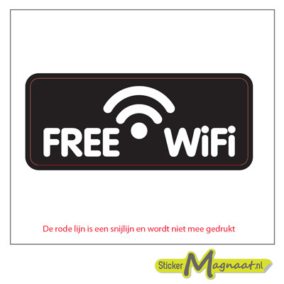Free WiFi Stickers