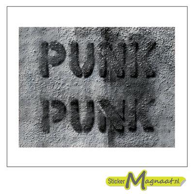 Laptop Stickers - Punk