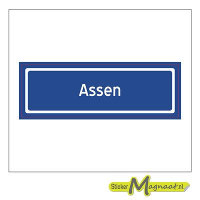 Sticker Assen