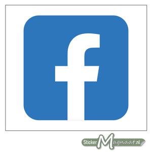 Facebook logo Sticker