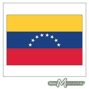 Vlag Venezuela Sticker