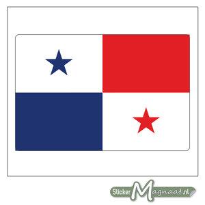 Vlag Panama Sticker