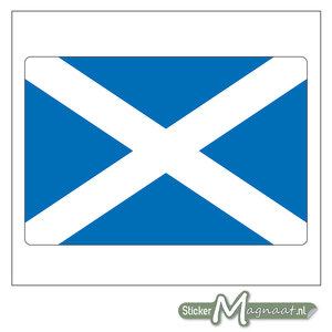 Vlag Schotland Sticker