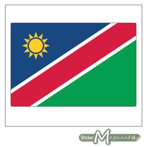 Vlag Namibië Sticker