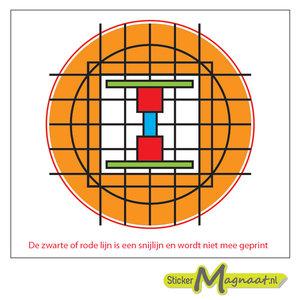 Glas In Loodstickers Stickermagnaat Nl Online Stickers