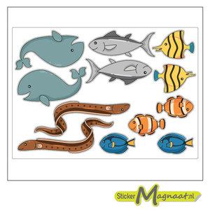 Stickers dieren
