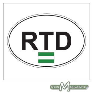 Auto Sticker Rotterdam