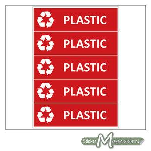 Kliko stickers Plastic
