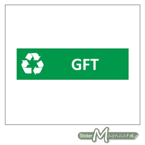 Kliko sticker GFT